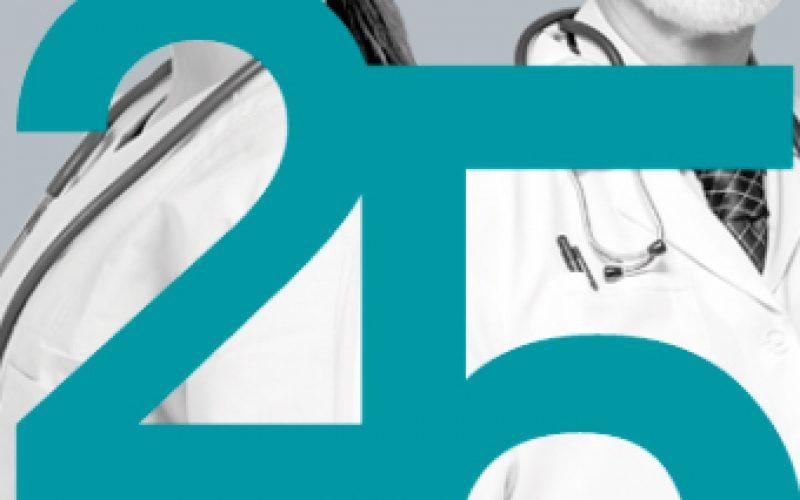 25 embajadores de la medicina española