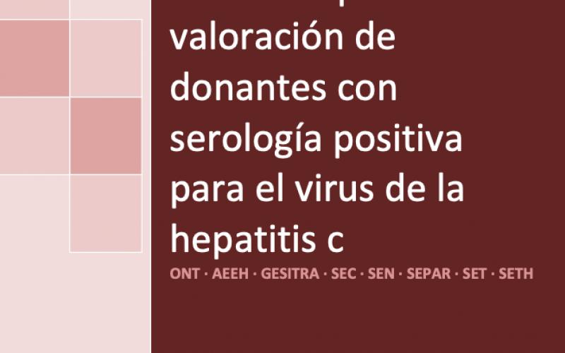 Documento Consenso Valoración Donantes Virus C ABRIL2019